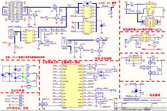 b,电路设计缺少保护. c,工作使用时短路了,等等.   卓芯微qc3.